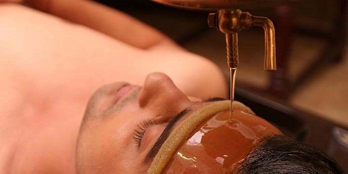 Ayurveda Shiro Vasti Therapy In Rishikesh
